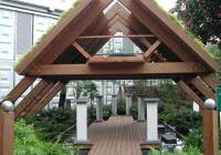 Chelsea Flower Show - the shelter garden
