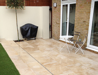 Contemporary Garden Design in Chiswick
